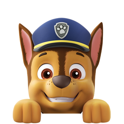 PAW Patrol Live! Chase