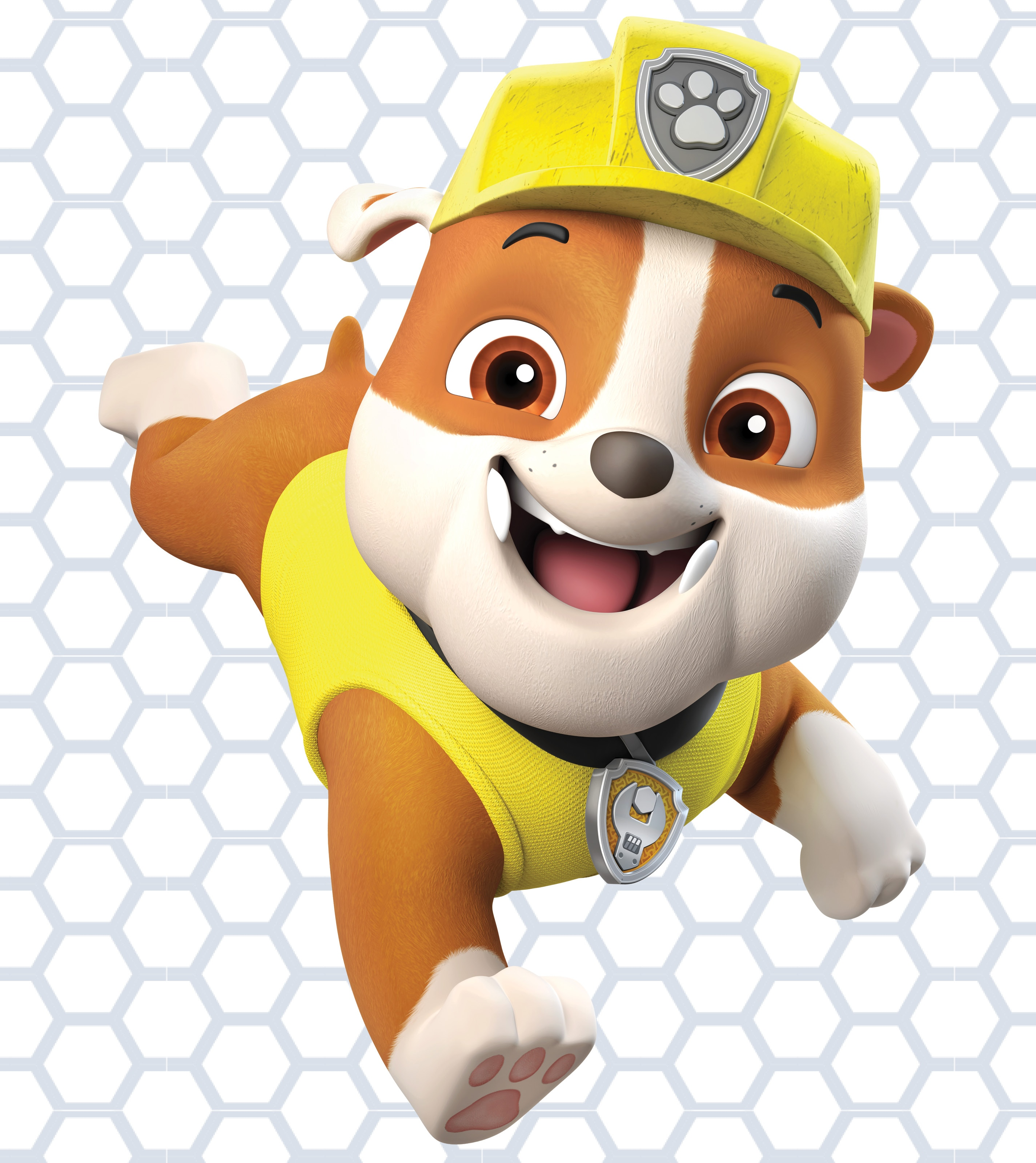 PAW Patrol Live! Rubble
